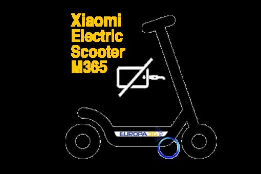 Sustituir Conector carga Patinete Eléctrico Xiaomi M365