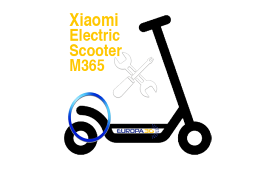 Sustituir Guardabarros Patinete Eléctrico Xiaomi M365