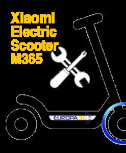 Sustituir Neumático macizo Patinete Eléctrico Xiaomi M365