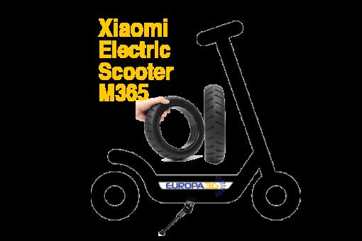 Sustituir neumático Patinete Eléctrico Xiaomi M365