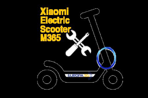 Sustituir Bloqueo manillar patinete Eléctrico Xiaomi M365