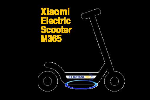Sustituir Tapa inferior Patinete Eléctrico Xiaomi M365