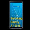 Reparar Pantalla Samsung Galaxy A7 2018