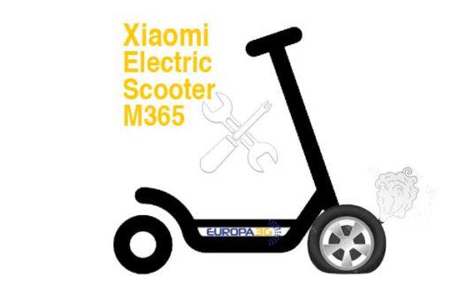 Reparar Pinchazo delantero Patinete Xiaomi M365