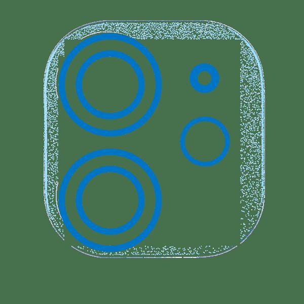 Cristal Cámara trasera iPhone 11 Pro