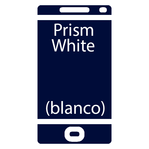 reparar Pantalla Samsung Galaxy S10 Prism White blanco