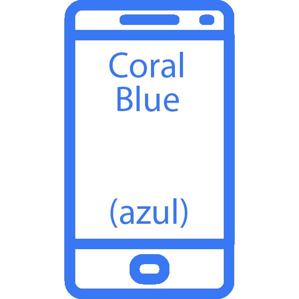 reparar Pantalla Samsung Galaxy S9 Coral Blue azul