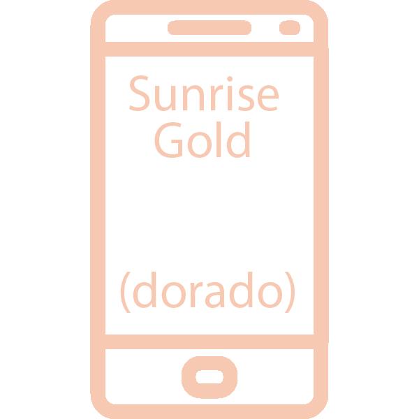 reparar Pantalla Samsung Galaxy S9 Sunrise Gold dorado