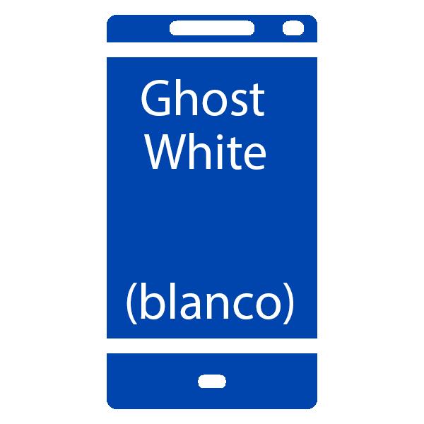 reparar Pantalla Samsung Galaxy A80 Ghost White blanco
