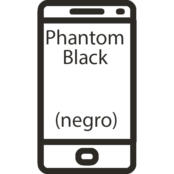 reparar Pantalla Samsung Galaxy A80 Phantom Black negro