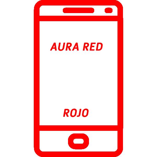 reparar Pantalla Samsung Galaxy Note10 Lite Aura Red Rojo 1
