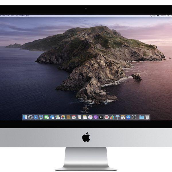 """iMac Retina 5K 27"""" 2020"""