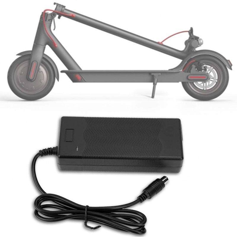 cargador patinete xiaomipro y pro2 generico