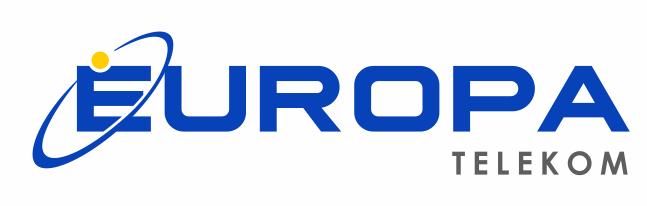 logotipo Europa Telekom